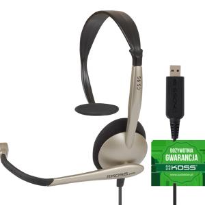 Słuchawki CS95 USB
