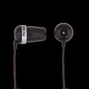 Słuchawki The Plug (czarny)