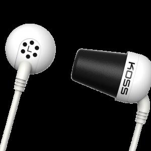 Słuchawki The Plug (biały)