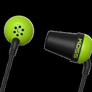 Słuchawki The Plug (zielony)