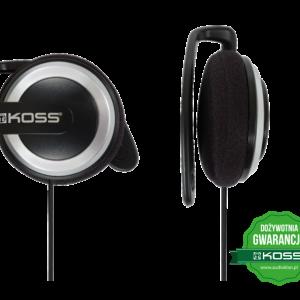 Słuchawki KSC21 (czarny)