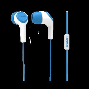 Słuchawki KEB15i (niebieski)
