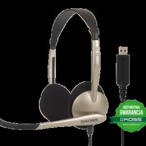 Słuchawki CS100 USB