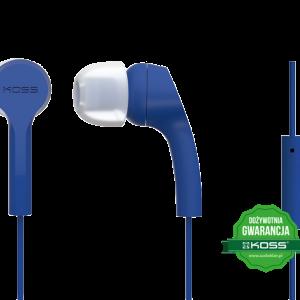Słuchawki KEB9i (niebieski)