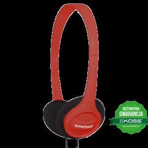 Słuchawki KPH7 (czerwony)