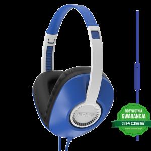 Słuchawki UR23i (niebieski)